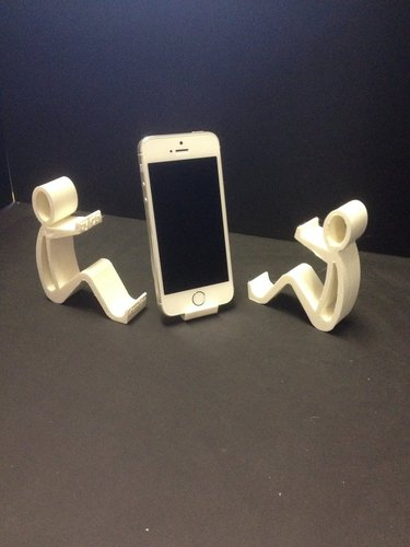 3D STL Telefon Tutucusu CATIA