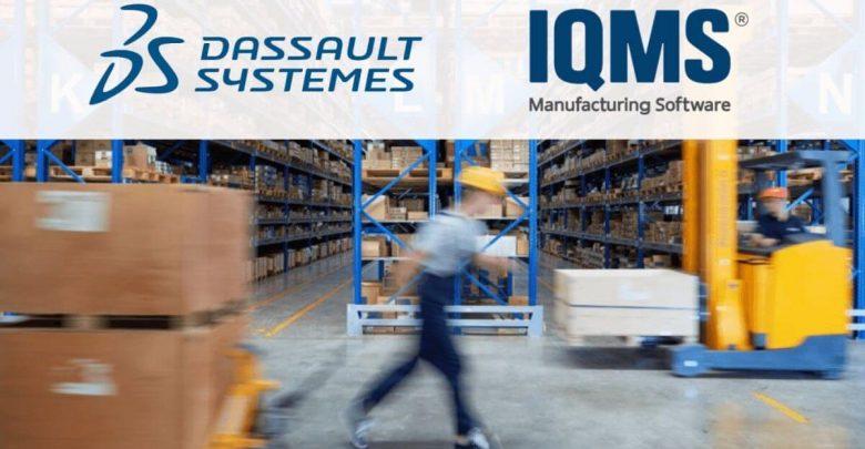 Dassault Systemes, 3DEXPERIENCE için IQMS'yi Satın Aldı